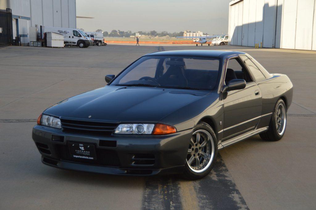 アメリカで人気を集めているJDM!GT-Rの車が人気な理由